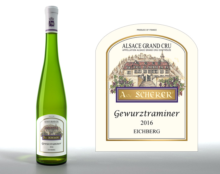 gewurztraminer 2016 grand cru eichberg gewurztraminer grand cru 2016 eichberg. Black Bedroom Furniture Sets. Home Design Ideas